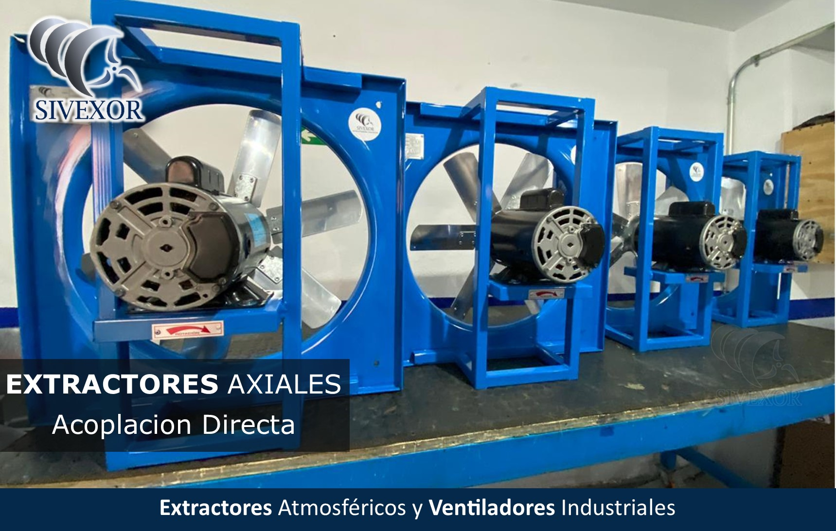 EXTRACTORES INDUSTRIALES